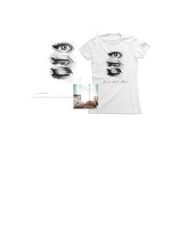 Eyes Wide Open: Deluxe Bundle (Cd+t-shirt+lithograph)(Xl Size)(Ltd)