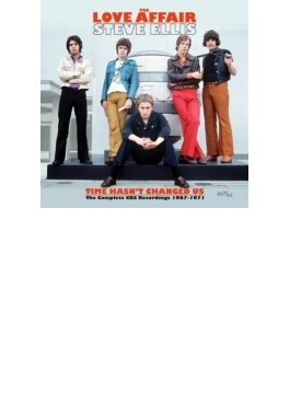 Time Hasn't Changed Us The Complete Cbs Recordings 1967-1971