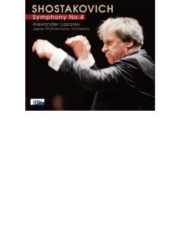 交響曲第4番 アレクサンデル・ラザレフ&日本フィルハーモニー交響楽団