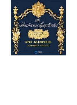 交響曲第3番『英雄』(1955)、『レオノーレ』序曲第1番、第2番 クレンペラー&フィルハーモニア管弦楽団
