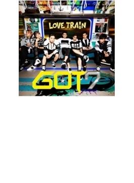 LOVE TRAIN 【初回生産限定盤B】(CD+DVD)