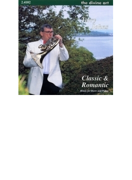 Classic & Romantic-music For Horn & Piano: Terry Johns(Hr) Kellock J.lynch(P)