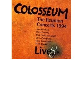 Reunion Concerts 1994