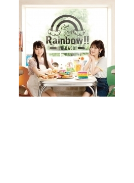 Ring Ring Rainbow!!  (CD+DVD)【初回限定盤】