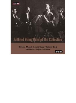 ジュリアード弦楽四重奏団コレクション(15CD)