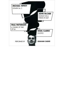 Graham Caskie: Tippett, Mccabe, Patterson, Clarke
