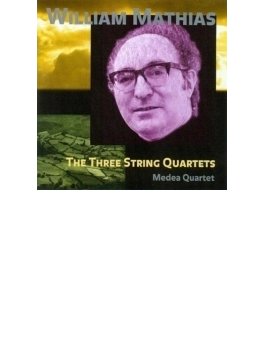 String Quartet, 1, 2, 3, : Medea Q