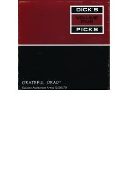 Dick's Picks Vol. 5 Oakland Auditorium Arena 12 / 26 / 79
