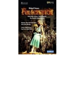 『炎の災い』全曲 E.ダンテ演出、フェッロ&パレルモ・マッシモ劇場、ヘンシェル、カルボーネ、他(2014 ステレオ)