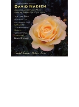 サラサーテ:ツィゴイネルワイゼン、ブルッフ:ヴァイオリン協奏曲第1番、他 ネイディアン、エルツ&ハンガリー国立歌劇場管、他