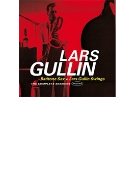 Baritone Sax / Lars Gullin Swings: Complete Sessions (Master Takes)(2CD)