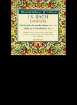 Cantata, 4, 140, : F.prohaska / Vienna State Opera O & Chamber Cho