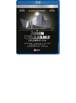 『ジョン・ウィリアムズ・セレブレーション』 ドゥダメル&ロサンジェルス・フィル、パールマン