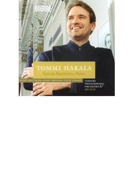 Great Baritone Arias: Tommi Hakala(Br) Klas / Tampere Po