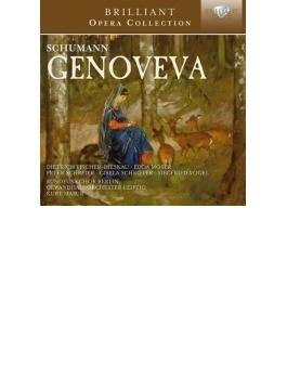 『ゲノヴェーヴァ』全曲 マズア&ゲヴァントハウス管、エッダ・モーザー、フィッシャー=ディースカウ、シュライアー、他(1976 ステレオ)(2CD)