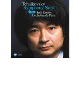 交響曲第4番 小澤征爾&パリ管弦楽団