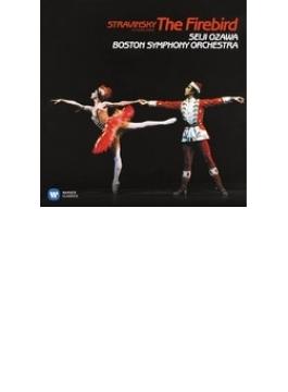 『火の鳥』全曲 小澤征爾&ボストン交響楽団