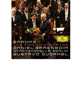 ピアノ協奏曲集 バレンボイム、ドゥダメル&シュターツカペレ・ベルリン(2CD)