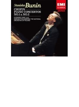 ピアノ協奏曲第1番、第2番 ブーニン、コルド&ワルシャワ・フィル(2001)