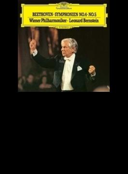 交響曲第5番『運命』、第4番 バーンスタイン&ウィーン・フィル
