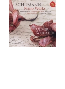 Piano Works: O.schnyder