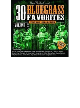 30 Bluegrass Favorites 2 - Power Picks