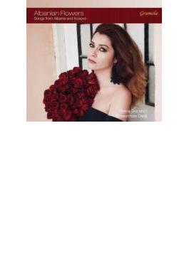 Albanian Flowers-songs From Albania & Kosovo: Flaka Goranci(Ms) Ensemble Dielli
