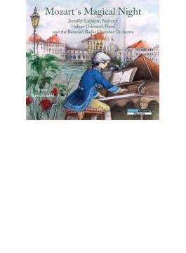 Mozart's Magical Night: Larmore(Narr) Grimaud(P) Bavarian Radio Co Etc