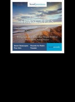 Seascapes: M.martin(Fl) Marwood(Vn) Greensmith(Vc) Etc