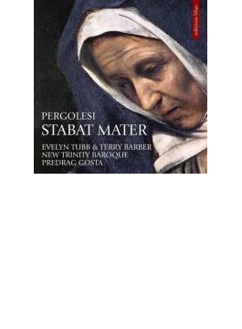 Stabat Mater: Gosta / New Trinity Baroque E.tubb(S) T.barber(Ct)