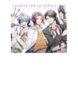 ボーイフレンド キャラクターcdシリーズ Vol.6 芹澤悠吏 & 不破渓士 & 桃越ハル (Ltd)
