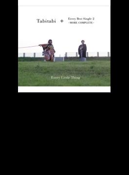 Tabitabi + Every Best Single 2 ~MORE COMPLETE~ (6CD+2Blu-ray)