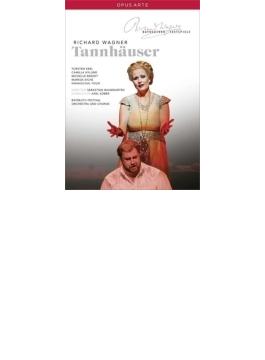『タンホイザー』全曲 バウムガルテン演出、コーバー&バイロイト、ケルル、ニールンド、他(2014 ステレオ)(2DVD)