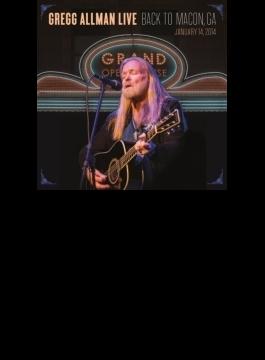 Gregg Allman Live: Back To Macon, Ga (+Blu-ray )