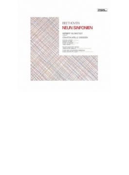 交響曲全集 ブロムシュテット&シュターツカペレ・ドレスデン(5CD)