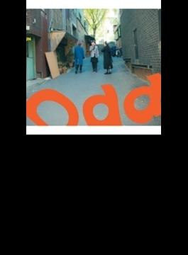 4th Album: Odd【台湾B盤】