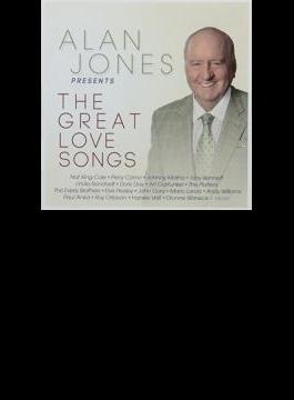 Alan Jones Presents The Great Love Songs