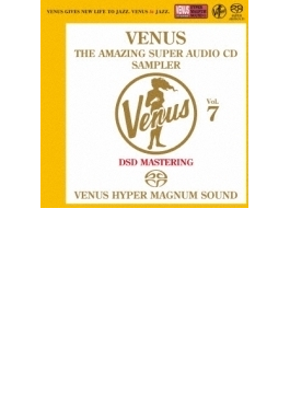 Venus Amazing Sacd Sampler Vol.7