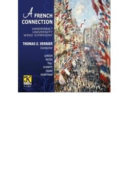 A French Connection: Vanderbilt Wind Symphony Jeremy Wilson(Tb)