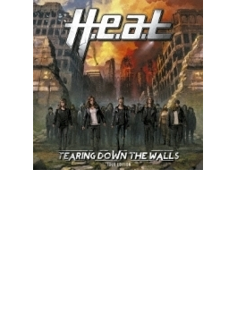 Tearing Down The Walls (Tour Edition)(+cd)