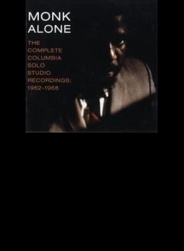Monk Alone: The Complete Columbia Solo Studio Recordings (Ltd)