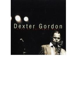 Dexter Gordon: Live At Carnegie Hall (Ltd)