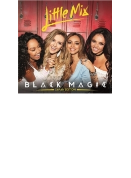 Black Magic Japan Edition (+dvd)