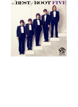 the BEST of ROOT FIVE (2CD+DVD)【メモリアル盤】