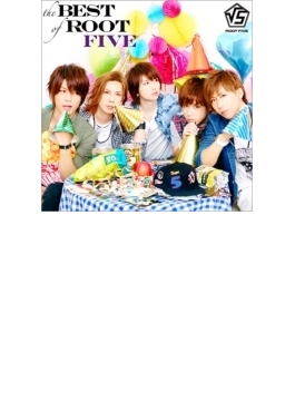 the BEST of ROOT FIVE (2CD)【豪華2CD盤】