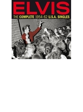 Complete 1954-1962 Usa Singles