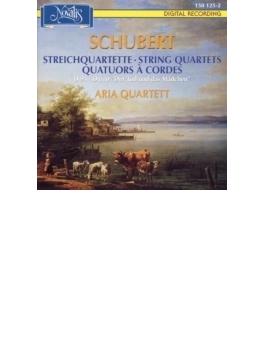 String Quartet, 7, 14, : Aria Q