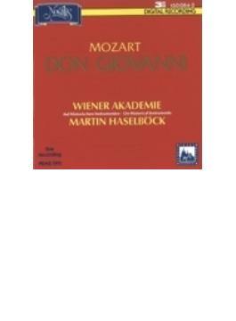 Don Giovanni: Haselbock / Wiener Akademie Dohmen Kohn Pick-hieronimi Macallister