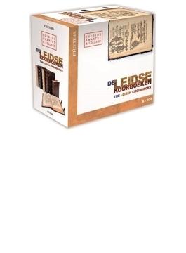 『ライデンのクワイアブックからの音楽』第1集~第6集 エギディウス・クヮルテット&カレッジ(12CD)