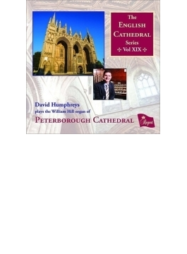 English Cathedral Series Vol.19: Peterborough Cathedral: Humphreys
